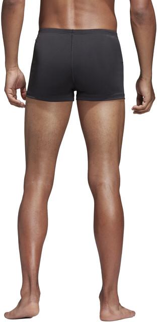 adidas Pro BX Solid Slip de bain Homme, blackwhite